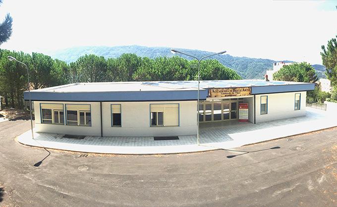 Ficarra prossima apertura nuova sede dell accademia di - Allargare porta interna ...