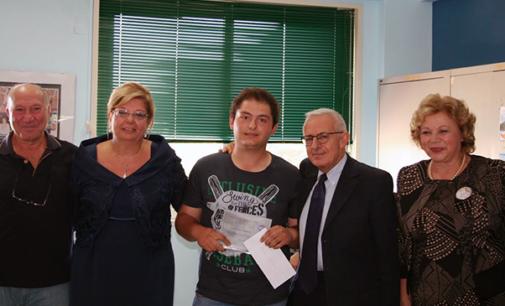 """PATTI – IIS """"Borghese Faranda"""". Consegnate le borse di studio intitolate a Maritta Noto Mellina e ad Antonella Minniti Ajello"""
