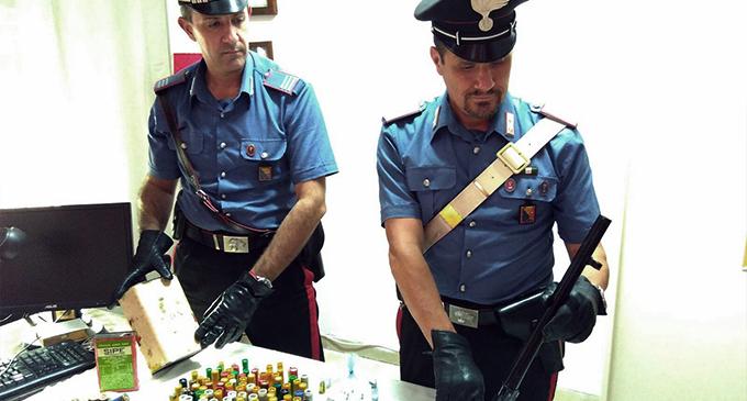 SAPONARA – 38enne tratto in arresto per detenzione di arma clandestina