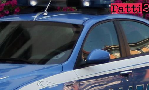 PATTI – Violenza fisica e psicologica su moglie e figlia. Scatta divieto di avvicinamento per un 44enne di un piccolo centro nebroideo