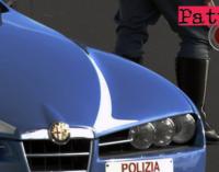 BARCELLONA P.G. – 38enne, alla guida senza patente e senza assicurazione, all'alt della Polizia tenta la fuga. Arrestato