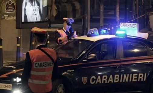 """CAPO D'ORLANDO – """"Movida"""" 21enne di Patti arrestato per il reato di resistenza a pubblico ufficiale"""