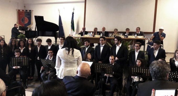 MILAZZO – Inaugurato l'anno scolastico ed il polo sportivo della nuova sede dell'istituto Impallomeni