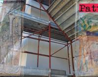 SAN PIERO PATTI – I murales dell'Istituto Comprensivo scompaiono dopo 30 anni