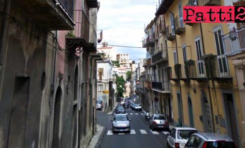 PATTI – Saranno sistemati alcuni tratti dei marciapiedi dissestati di via Vittorio Emanuele.