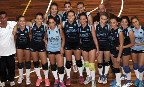 BROLO – Saracena Volley. Esordio sofferto ma vincente
