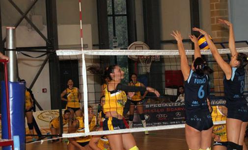 BROLO – La Saracena Volley conquista un importante punto contro il più blasonato Messina Volley