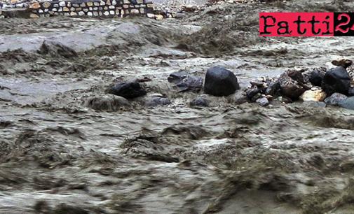 LETOJANNI – Aveva avvertito la moglie di essere rimasto bloccato dalla forte pioggia. 74enne risulta ancora disperso