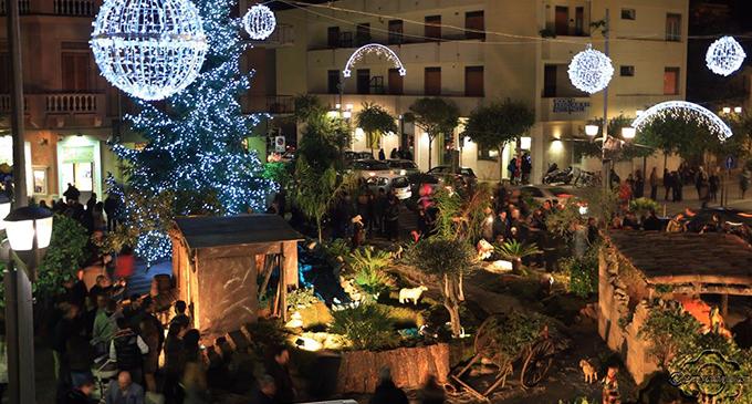 CAPO D'ORLANDO – Per Natale un presepe in ogni contrada