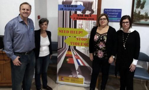 """BROLO – Si è concluso a Malaga il progetto """"Need Help – Stop Violence"""" con i ragazzi di Brolo"""