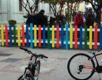 """CAPO D'ORLANDO – Un recinto colorato per """"proteggere"""" l'isola del gioco"""