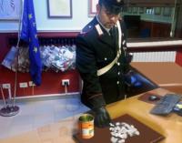 MESSINA – Oltre trenta dosi di marijuana in un barattolo di latte in polvere per bambini. Arrestata 36enne