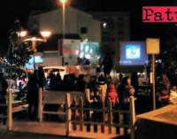 """PATTI – Il """"Magico Natale"""" del quartiere Padre Pio non ha tradito le attese"""