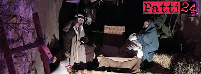 """PATTI – """"Bethlehem anno 0"""". Presepe vivente animato dagli alunni della scuola dell'infanzia e della primaria dell'Istituto Comprensivo 3"""