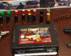 MESSINA – Rinvenute armi e munizioni