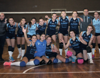 BROLO – Le giocatrici della Saracena Volley hanno domato il Giarre vincendo nettamente (25-19; 25-22; 25-22)