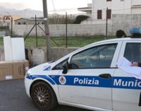 MILAZZO – Elettrodomestico abbandonato in strada, multa a commerciante