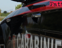 PATTI – Continua l'opera di prevenzione e repressione dei reati nel territorio di pertinenza dei Carabinieri della Compagnia di Patti