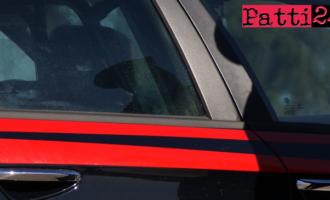 MONTALBANO ELICONA – Arrestato dai Carabinieri di Barcellona P.G. giovane tortoriciano per estorsione ad un imprenditore della zona