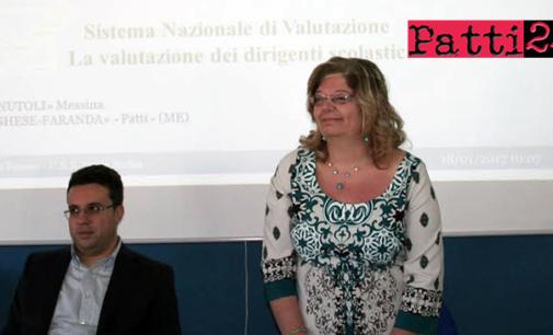 """PATTI – Al """"Borghese Faranda"""" conferenza dei servizi su valutazione dirigenti scolastici e formazione del personale"""