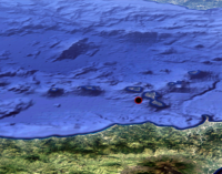 EOLIE – Lieve sisma nel mare delle Isole Eolie di magnitudo 3.0