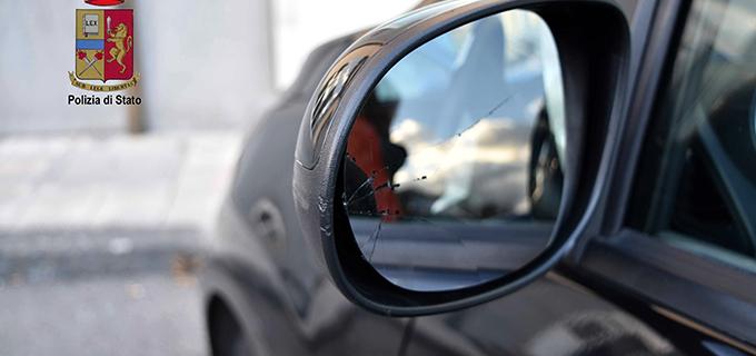 MESSINA – Truffa dello specchietto. Foglio di via obbligatorio e denuncia per un 22enne catanese.