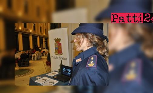 MESSINA – #questononèamore: la Polizia di Stato di Messina con le donne contro la violenza