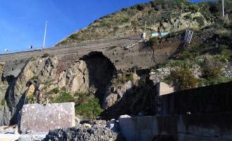 """PIRAINO – Gliaca di Piraino, Strada Statale 113 a rischio crollo. M5S: """"Presenteremo un'interrogazione a Roma"""""""