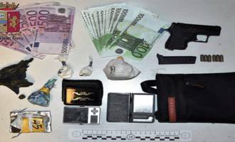 MILAZZO – Teneva la droga in cantina. Arrestato 50enne