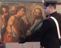 MESSINA – Opere d'arte rinvenute in un appartamento.  64enne deferito all'Autorità Giudiziaria di Reggio Calabria