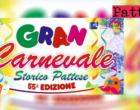 PATTI – Il programma ufficiale del 55° Gran Carnevale Storico Pattese