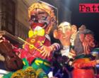 PATTI – Gran carnevale storico pattese. Gioia, coriandoli, costumi e l'allegria della folla