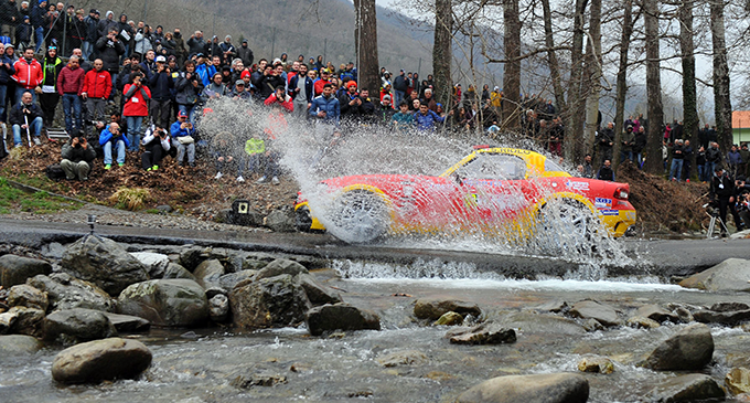 GIOIOSA MAREA – Riolo-Rappa con CST Sport a Sanremo per il secondo round Abarth 124