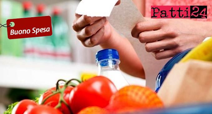 PATTI – Emanata manifestazione di interesse per gli esercenti che intendono accettare i buoni spesa assegnati dal Distretto Socio Sanitario N. 30