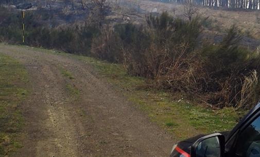 RACCUJA – Allevatore di Tortorici appiccava incendi alla macchia mediterranea. Arrestato