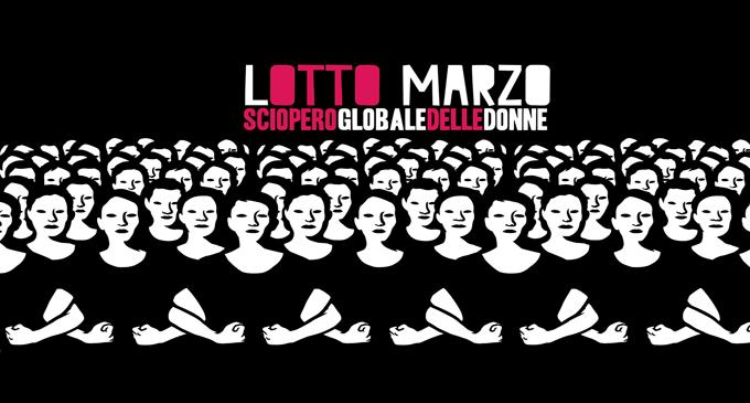 """BARCELLONA P.G. – """"LOTTO MARZO"""" della Rete Nazionale Antiviolenza Frida Onlus"""
