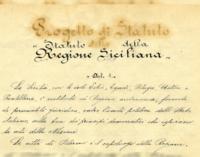 MESSINA – L'università di Messina in campo per una proposta di modifica dello statuto siciliano. Convegno il 16 e 17 marzo