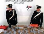 MILAZZO – In buste di cellophane 490 grammi di marijuana, arrestato un 56enne originario di Barcellona P.G.