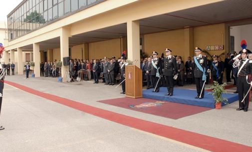 """MESSINA – Comando Carabinieri """"Culqualber"""". Cerimonia di avvicendamento al vertice"""