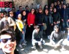 PATTI – Gli alunni del Borghese Faranda hanno ripercorso secoli di storia nel viaggio d'istruzione  Erice – Mozia – Marsala