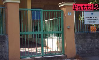 """PATTI – Sistemazione area esterna asilo nido comunale """"Marilena Faranda"""""""