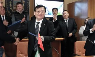 CAPO D'ORLANDO – Gemellaggio economico culturale. Protocollo d'intesa con la città cinese di Putuo-Shangai