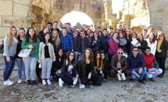 PATTI – Escursione a Tindari per gli studenti del Borghese-Faranda