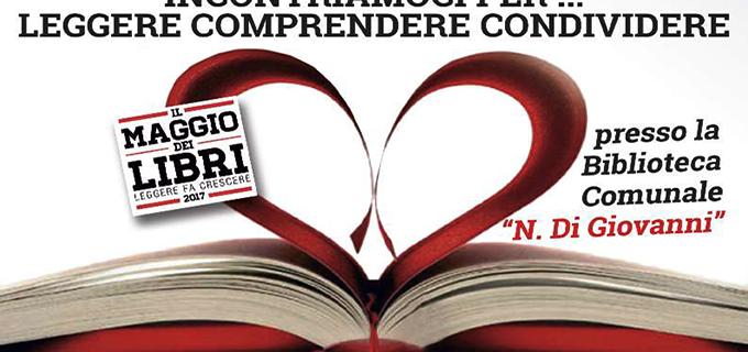 """BARCELLONA P.G. – Il """"Maggio dei libri"""" in Biblioteca"""