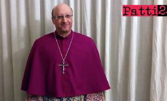 PATTI – Auguri Natalizi del Vescovo Mons. Guglielmo Giombanco alla Diocesi