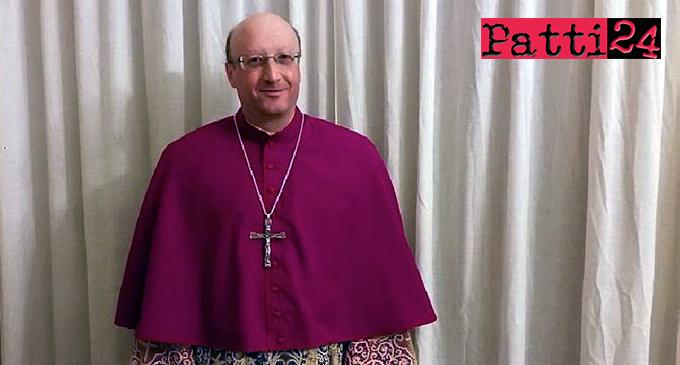 Auguri Di Buon Natale Al Vescovo.Patti Auguri Natalizi Del Vescovo Mons Guglielmo