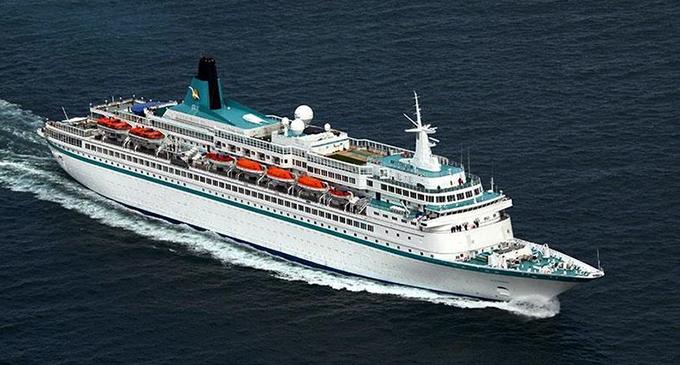 """MILAZZO – Martedi 18 arriva  la nave da crociera """"Albatros"""" con 600 passeggeri"""