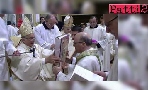 PATTI – Celebrazione 4° anniversario ordinazione episcopale di mons. Guglielmo Giombanco.