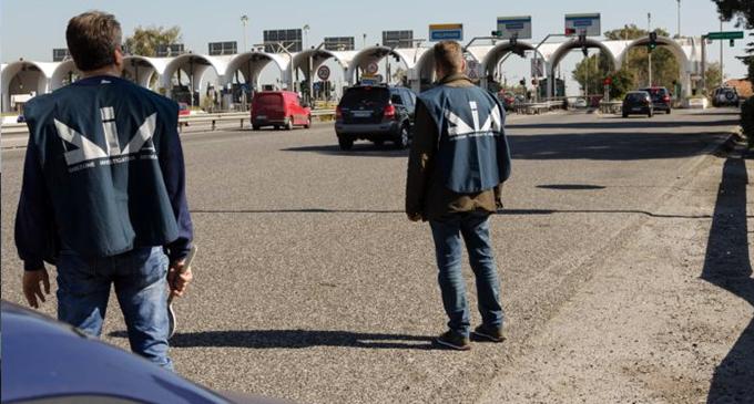 MESSINA – Blitz al Consorzio per le Autostrade Siciliane. Tra gli indagati il sindaco di Montagnareale Anna Sidoti