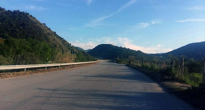 SAN PIERO PATTI – Appaltati i lavori per la messa in sicurezza della strada a scorrimento veloce Patti- San Piero Patti